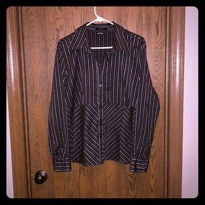Women's Long-sleeve Button-down shirt